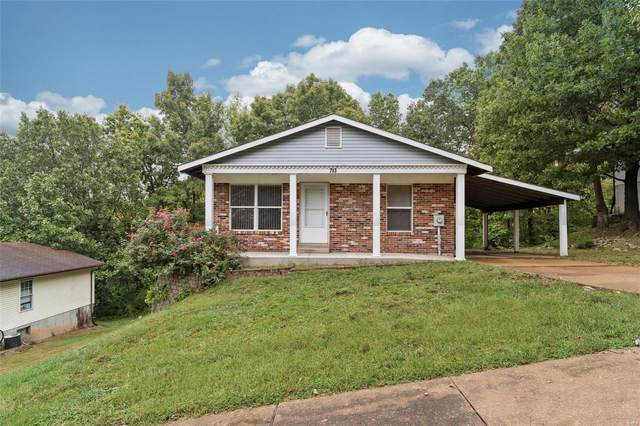 255 High Street, Pacific, MO 63069 (#21072350) :: Finest Homes Network