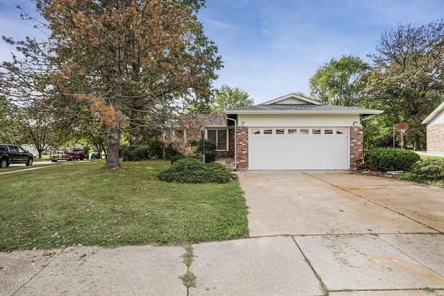 3619 Whispering Woods Drive, Florissant, MO 63031 (#21072354) :: Matt Smith Real Estate Group