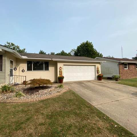 50 Sunflower Drive, Highland, IL 62249 (#21072384) :: The Becky O'Neill Power Home Selling Team