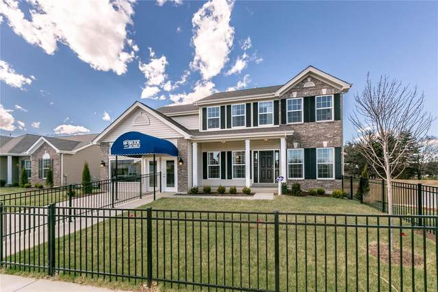 1 Hermitage II At Shadow Point, Oakville, MO 63129 (#21072401) :: The Becky O'Neill Power Home Selling Team
