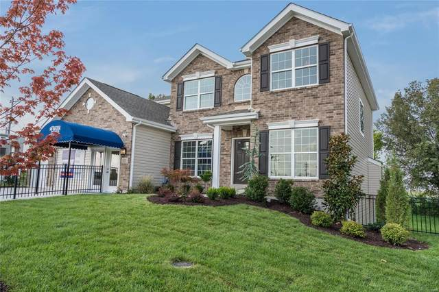 1 Sequoia At Shadow Point, Oakville, MO 63129 (#21072407) :: The Becky O'Neill Power Home Selling Team