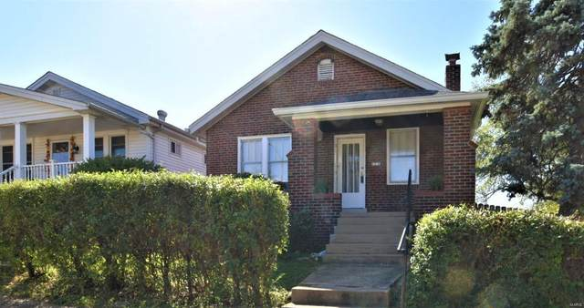 5918 Hartford, St Louis, MO 63139 (#21072434) :: Terry Gannon | Re/Max Results