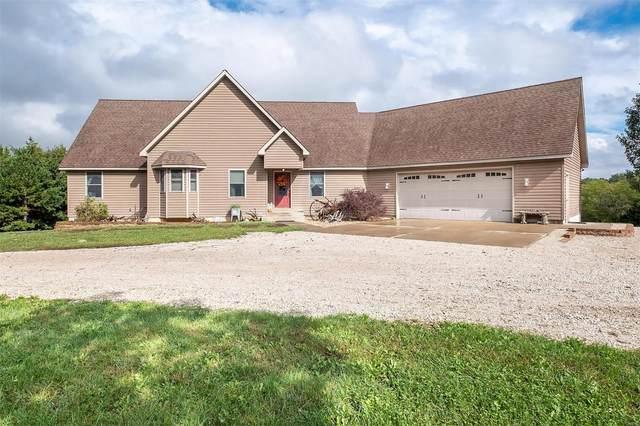 824 Pine Ridge Road, Bonne Terre, MO 63628 (#21072454) :: Parson Realty Group