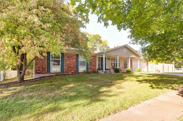 13209 Windbrooke Lane, St Louis, MO 63146 (#21072465) :: Innsbrook Properties