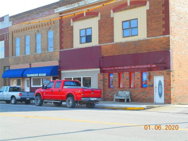211 W State Road, NOKOMIS, IL 62075 (#21072515) :: Parson Realty Group