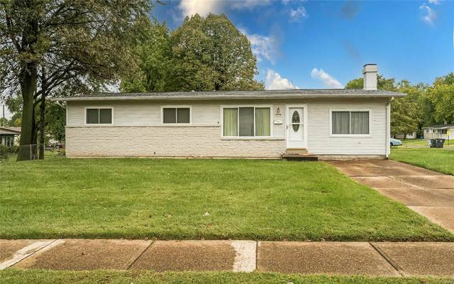 1270 Keeven Lane, Florissant, MO 63031 (#21072526) :: Reconnect Real Estate
