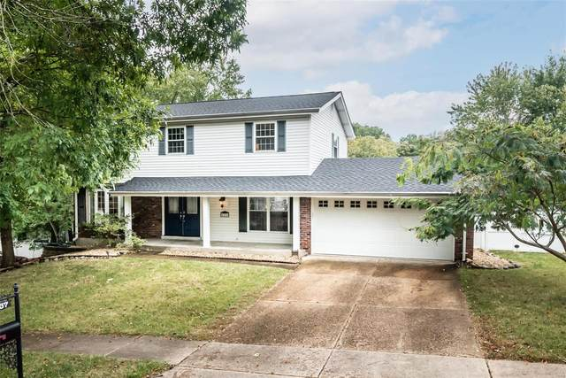 1237 Cedar Creek Road, Chesterfield, MO 63017 (#21072559) :: Innsbrook Properties