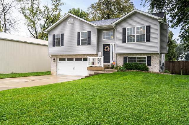 209 W Division Street, Maryville, IL 62062 (#21072561) :: Parson Realty Group