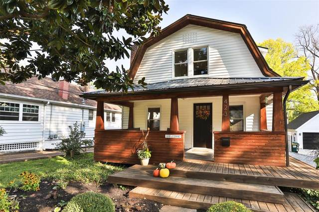 423 Bacon Avenue, Webster Groves, MO 63119 (#21072611) :: Parson Realty Group