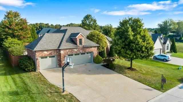 2566 Palomino Drive, Cape Girardeau, MO 63701 (#21072651) :: Matt Smith Real Estate Group