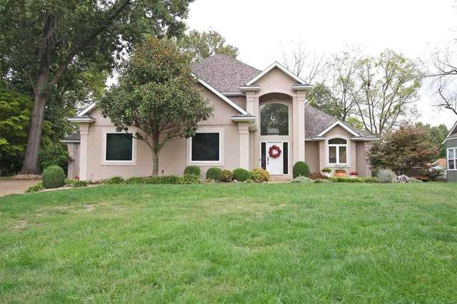 2732 Fieldstone Drive, Maryville, IL 62062 (#21072656) :: Terry Gannon | Re/Max Results