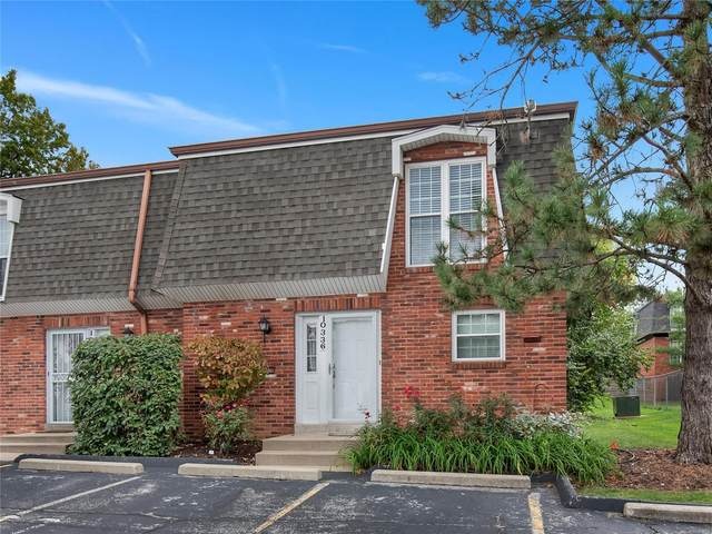 10336 Corbeil Drive, St Louis, MO 63146 (#21072695) :: Finest Homes Network