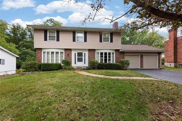 440 Wildwood Parkway, Ballwin, MO 63011 (#21072707) :: Matt Smith Real Estate Group