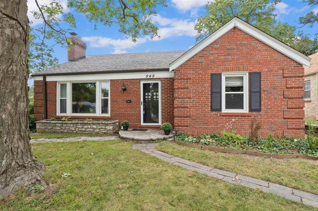 949 Couch Avenue, Kirkwood, MO 63122 (#21072724) :: Delhougne Realty Group