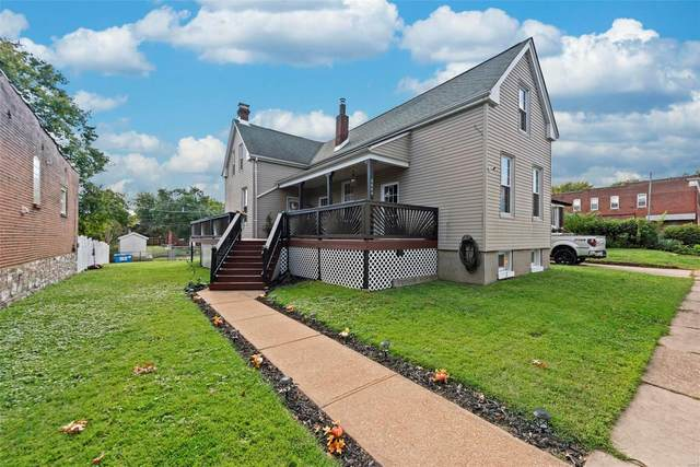 3664 French Avenue, St Louis, MO 63116 (#21072741) :: Mid Rivers Homes