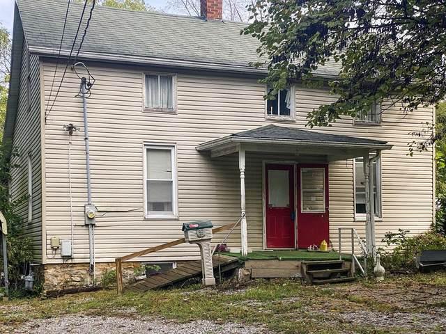 202 N Wood Street, STAUNTON, IL 62088 (#21072755) :: Fusion Realty, LLC