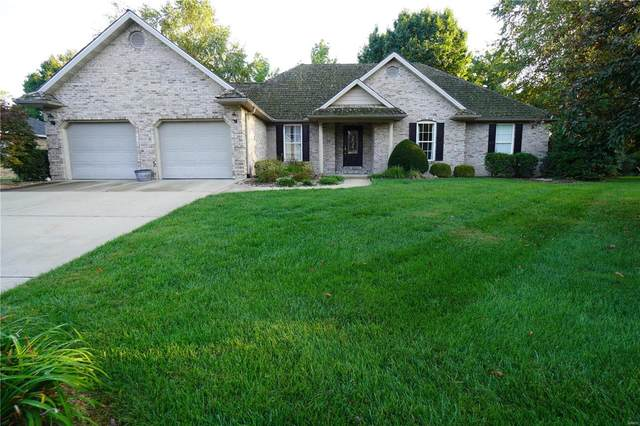 15 Country Maple, Glen Carbon, IL 62034 (#21072769) :: Fusion Realty, LLC