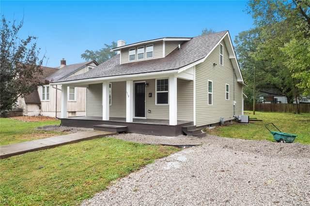 1718 Page Avenue, Belleville, IL 62221 (#21072787) :: Mid Rivers Homes