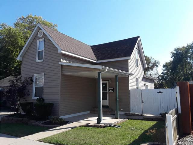 514 Norwood Avenue, Collinsville, IL 62234 (#21072798) :: Parson Realty Group