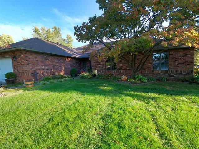 220 Lake Stratford Drive, Fairview Heights, IL 62208 (#21072819) :: RE/MAX Professional Realty