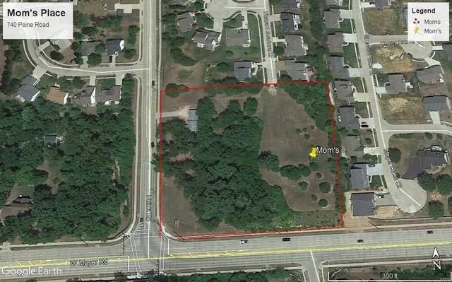 740 Peine, Wentzville, MO 63385 (#21072828) :: Matt Smith Real Estate Group