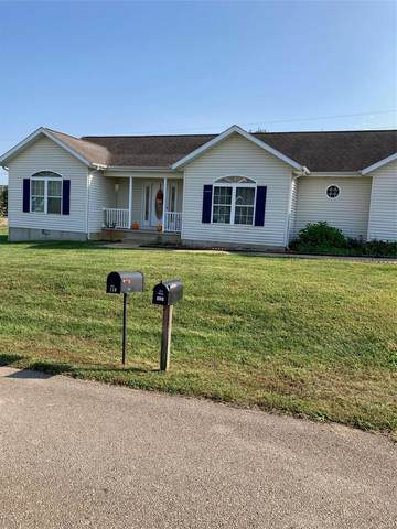 111 Magnolia Drive, Piedmont, MO 63957 (#21072838) :: Mid Rivers Homes