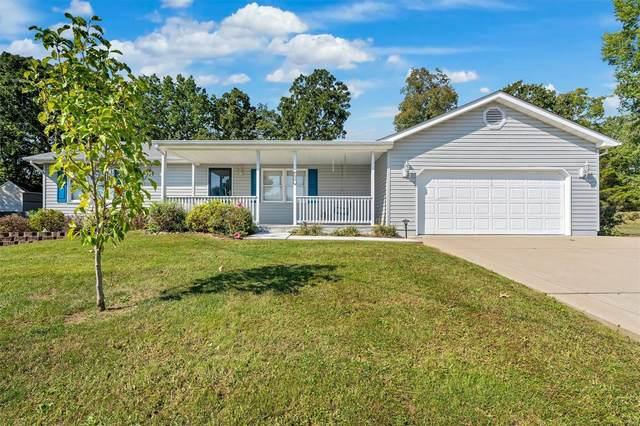 1325 Redwood Drive, Saint Clair, MO 63077 (#21072850) :: Realty Executives, Fort Leonard Wood LLC