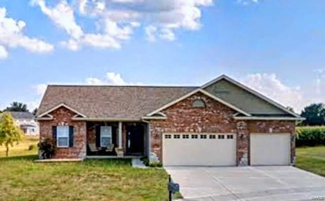 8406 Herrick Park Drive, Troy, IL 62294 (#21072862) :: Mid Rivers Homes