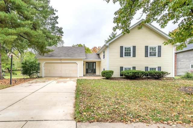 15027 Isleview, Chesterfield, MO 63017 (#21072876) :: Parson Realty Group