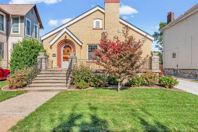 4969 Reber Place, St Louis, MO 63139 (#21072897) :: Kelly Hager Group | TdD Premier Real Estate
