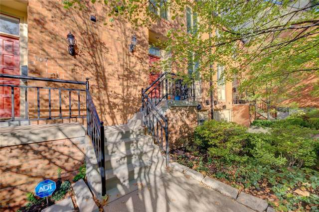 109 W Pine #12, St Louis, MO 63108 (#21072908) :: Finest Homes Network