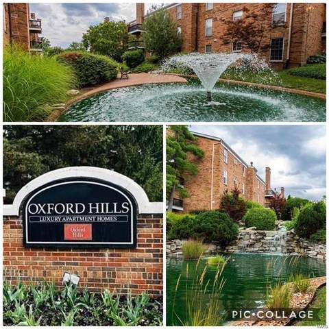 10381 Oxford Hill #8, St Louis, MO 63146 (#21072952) :: Finest Homes Network