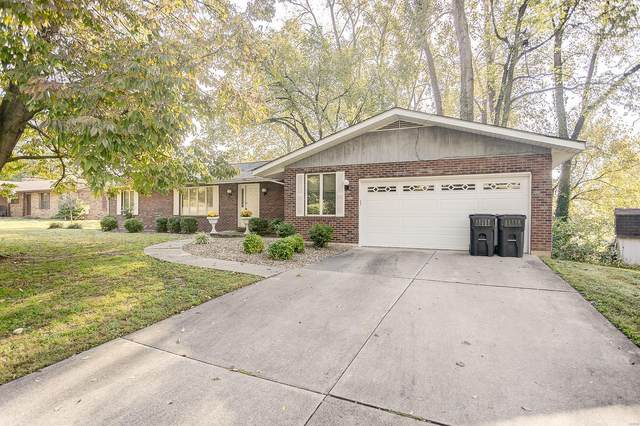 33 Weslake Drive, Fairview Heights, IL 62208 (#21072956) :: Finest Homes Network