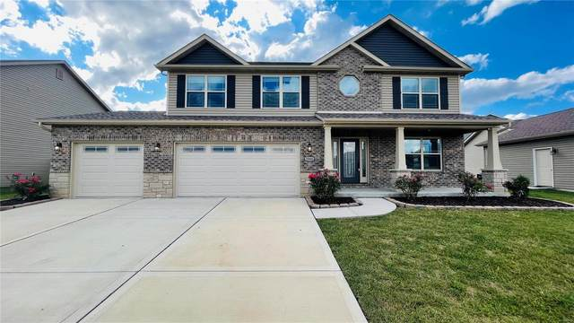 2504 Welsch, Shiloh, IL 62221 (#21072964) :: Finest Homes Network