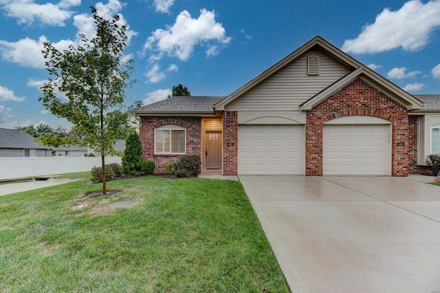 446 Weichens Drive, Saint Peters, MO 63376 (#21072980) :: Parson Realty Group