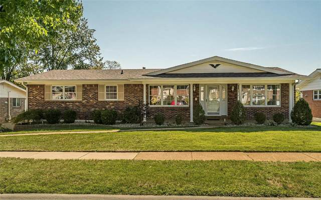 3228 Hedgetree Lane, St Louis, MO 63129 (#21072984) :: Parson Realty Group