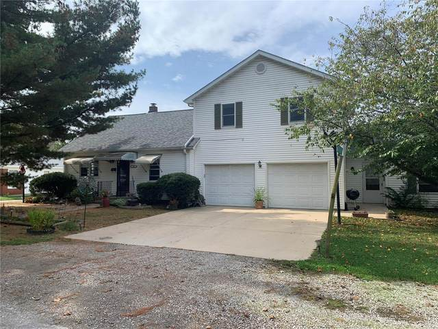 741 Voge Street, Edwardsville, IL 62025 (#21072988) :: Fusion Realty, LLC