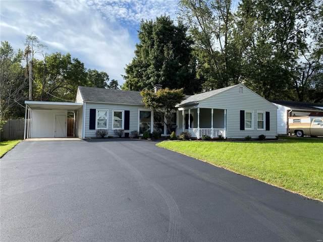 1746 Stevens Street, Belleville, IL 62226 (#21073049) :: Fusion Realty, LLC