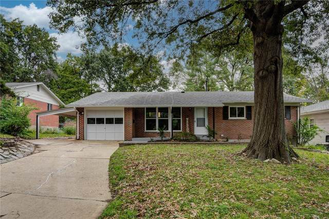 7525 Liberty Avenue, St Louis, MO 63130 (#21073054) :: Finest Homes Network