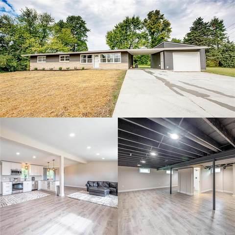 1101 Hemsath Road, Saint Charles, MO 63303 (#21073067) :: Matt Smith Real Estate Group