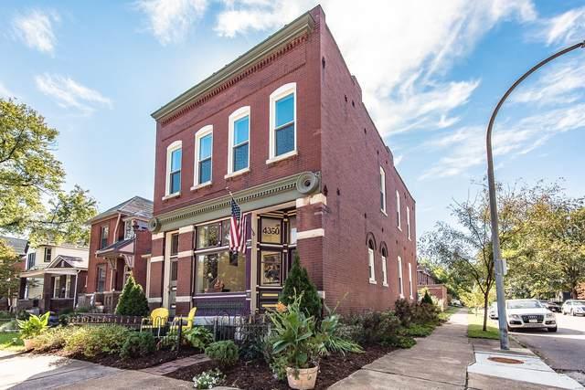 4350 Hartford Street, St Louis, MO 63116 (#21073083) :: Parson Realty Group