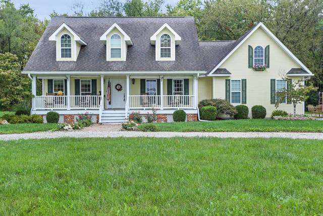 8140 State Route 159, Moro, IL 62067 (#21073092) :: Finest Homes Network