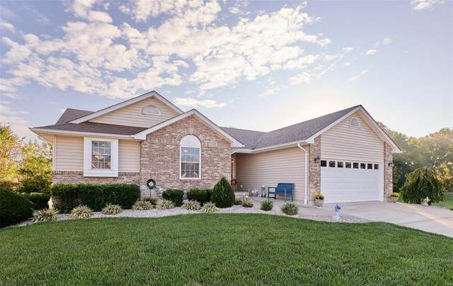 310 Waggoner, Elsberry, MO 63343 (#21073099) :: Parson Realty Group