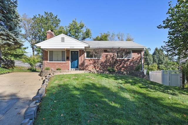 2232 Laverne, St Louis, MO 63144 (#21073103) :: Elevate Realty LLC