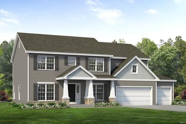 1 Carlyle - Sandfort Farms, Saint Charles, MO 63301 (#21073153) :: Matt Smith Real Estate Group