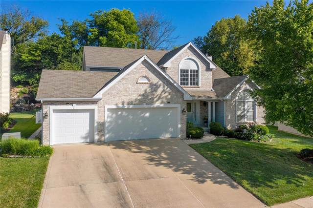 425 Roosevelt Woods Ct, Fenton, MO 63026 (#21073155) :: The Becky O'Neill Power Home Selling Team