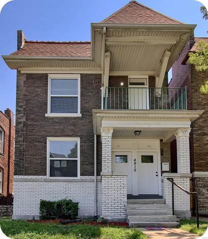 4912 Devonshire Avenue, St Louis, MO 63109 (#21073160) :: Krista Hartmann Home Team