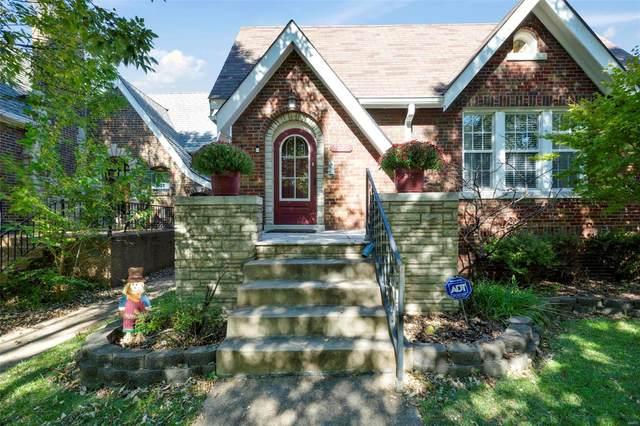 5227 Winona Ave, St Louis, MO 63109 (MLS #21073168) :: Century 21 Prestige