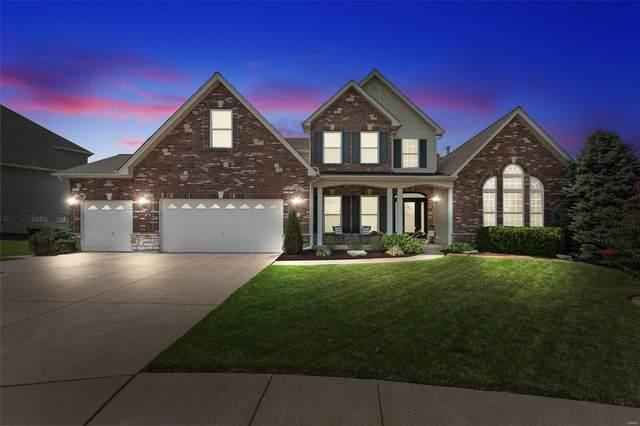 4 Crestwyck Court, Lake St Louis, MO 63367 (#21073178) :: Matt Smith Real Estate Group