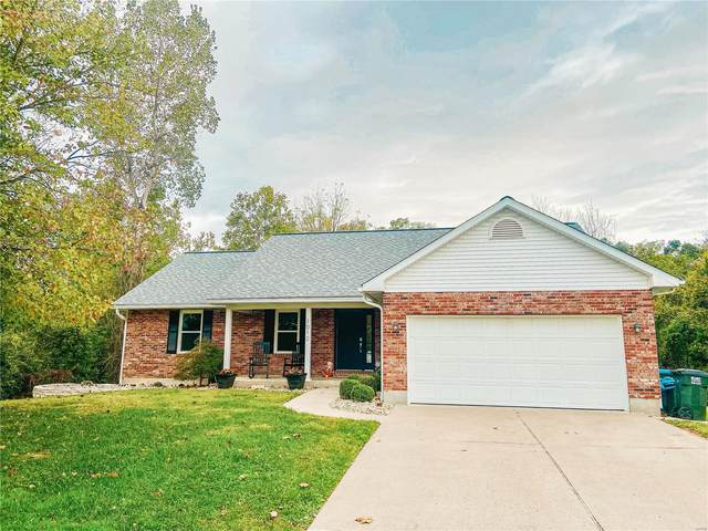 1010 Bradington Court, Columbia, IL 62236 (#21073180) :: Finest Homes Network